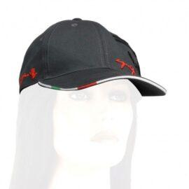 Grey Equipe Baseball Cap