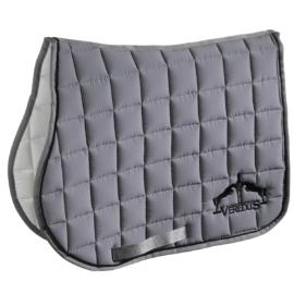 Veredus Microfibre Jumping Saddlecloth Grey