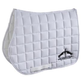 Veredus Microfibre Dressage Saddlecloth White