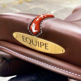 Personalised Saddle Nameplate