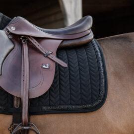 Kentucky Horsewear Glitter and Stone Saddle Pad