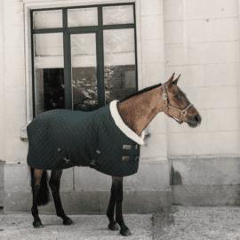 Kentucky Horsewear Pine Green Show Rug